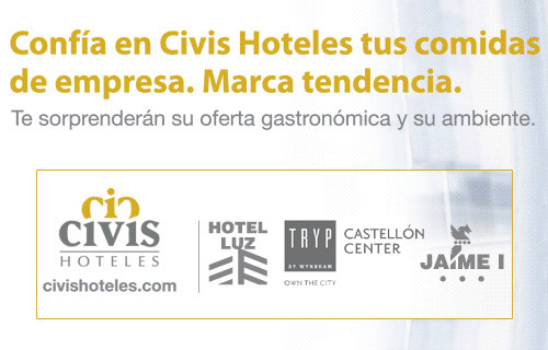 Hoteles castell n civis hoteles for Hoteles interior castellon