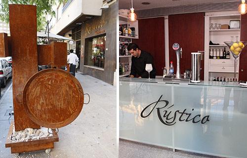 Restaurantes castell n castell n r stico restaurante - Electricistas en castellon ...