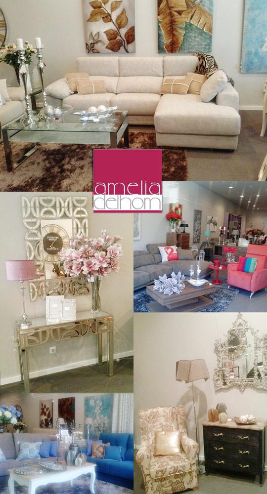 Amelia delhom llena de estilo y buen gusto su tienda de - Tienda de muebles en castellon ...