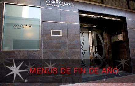 Men s de fin de a o en arbequina restaurante castell n - Restaurantes para fin de ano ...