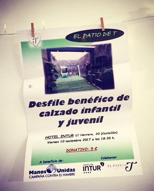 b0da6af6c Próximo desfile benéfico de calzado infantil y juvenil de El Patio ...