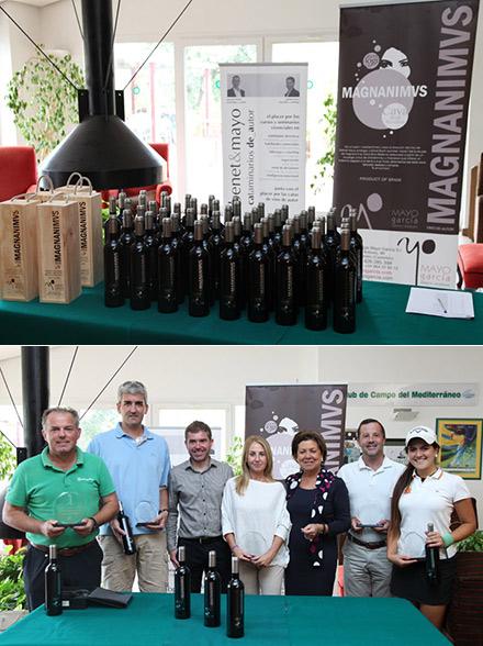 III edición del Trofeo Magnanimvs-Bodegas Mayo García