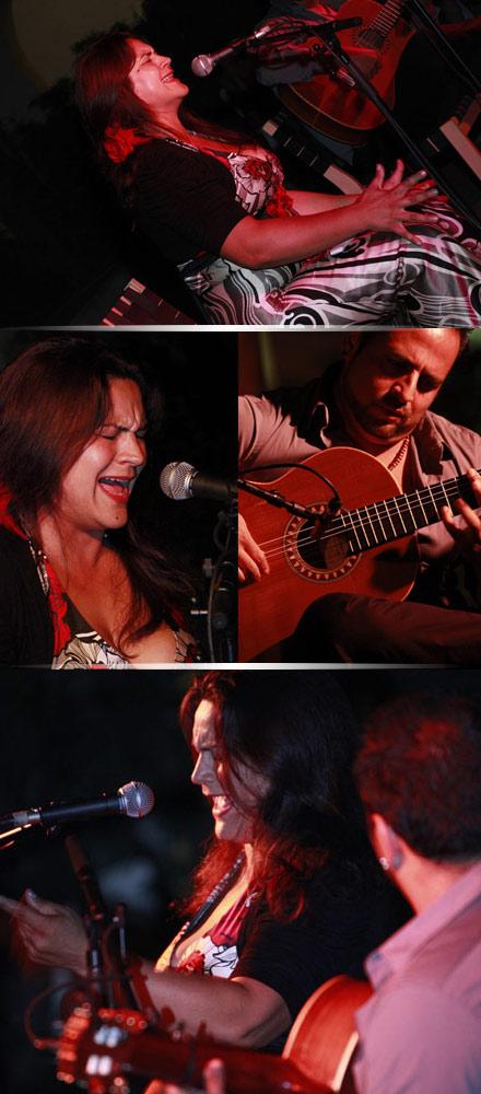 Adesivo De Familia Do Grau ~ Flamenco en estado puro con Guadalupe Jiménez en las Nits al Claustre Castellón, Museu de Belles