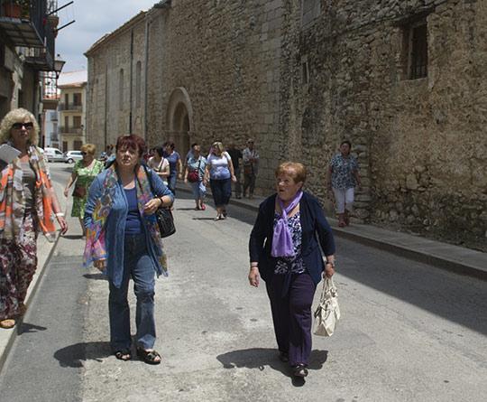 Programa de viajes para mayores castell n s nior castell n for Turismo interior castellon