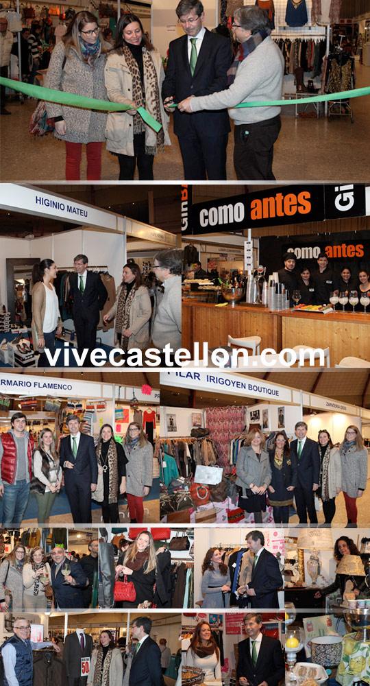 Aparador Retro Colorido ~ Comerciantes de Castellón y provincia exponen sus grandes ofertas en la Feria Outlet de