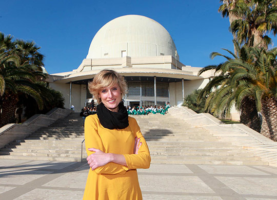Programación divulgativa del Planetario de Castellón