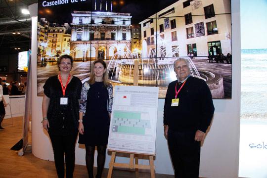 Turismo europeo de autocaravanas en castell n en fitur for Turismo interior castellon