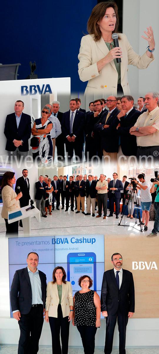 Bbva estrena en castell n un renovado centro de banca de for Oficina turismo castellon