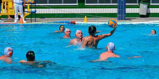Final de la copa generalitat de waterpolo el domingo en for Piscina olimpica castellon