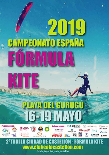 Campeonato de España de Formula Kite 2019