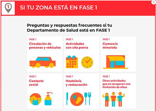 La Comunitat Valenciana Pasa A La Fase 1 Informacion Castello Noticias Castellon Y Provincia