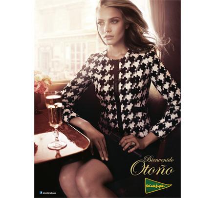 b2f239b9d4e6 Desfile de moda mujer colección otoño invierno en el Corte Inglés ...