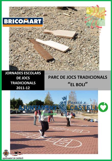 Campa a escolar de juegos tradicionales castell n - Carpas bricomart ...