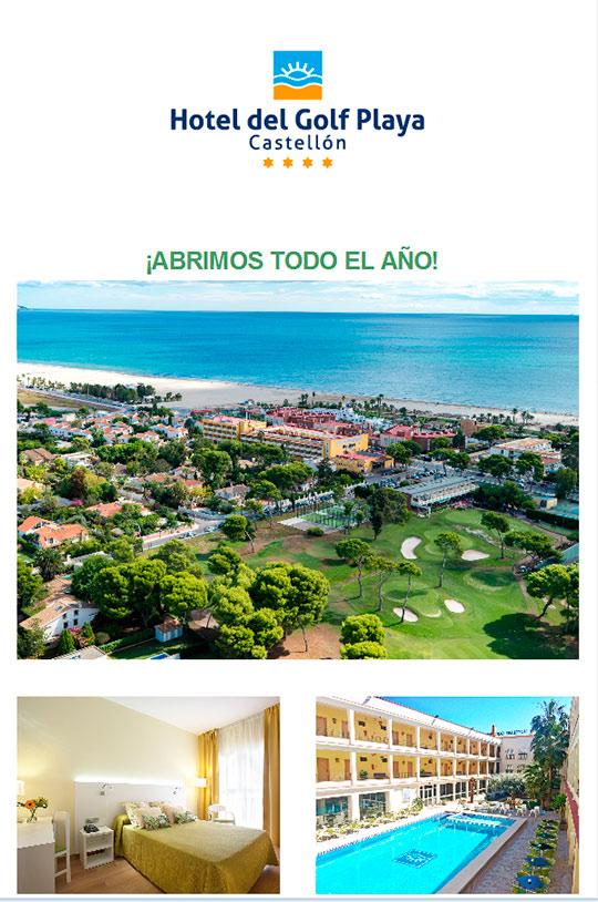 Hotel del Golf Playa: 60 años renovando la ilusión width=