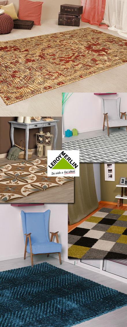 Palets decoracion leroy merlin - Alfombras dormitorio leroy merlin ...