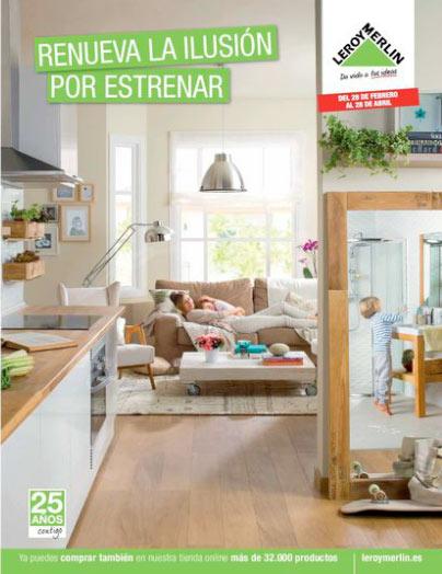 Especial renueva tu casa en leroy merlin castell n for Casas de jardin leroy merlin