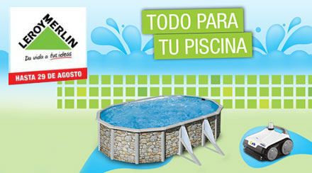 Piscina leroy merlin good piscina leroy merlin with piscina leroy merlin finest piscina de - Vallas para piscinas leroy merlin ...