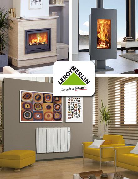 Soluciones de calor para tu casa en leroy merl n castell n - Normas de la casa leroy merlin ...