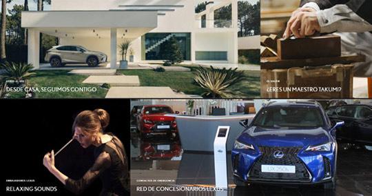 Lexus lanza la plataforma de contenido 'Desde casa, seguimos contigo'