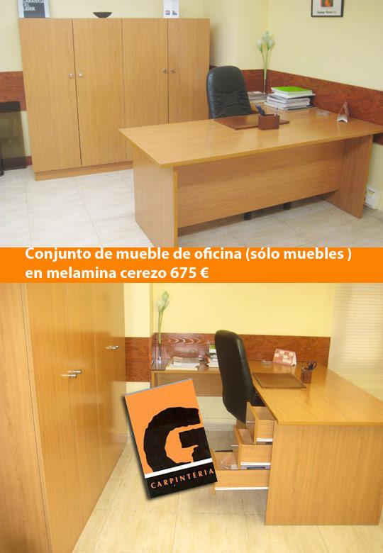 Muebles de oficina de exposici n en santiago garc a for Oficina correos castellon