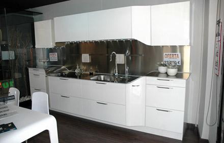 Oferta Cocinas Exposicion | Oferta De Todas Las Cocinas De Santiago Garcia Castellon Santiago