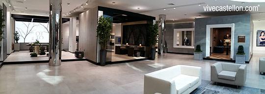 Arranca la muestra internacional de porcelanosa grupo vila for Turismo interior castellon
