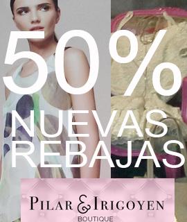 Nuevas rebajas en Pilar Irigoyen Boutique