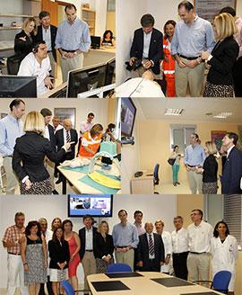 Centro de Información y Coordinación de Urgencias del Hospital de La Magdalena de Castellón