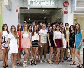 Intensa actividad de los participantes en el certamen Miss y Mister World Castellón