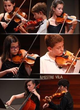 Concierto de alumnos del Curso Internacional de Música de Benicàssim