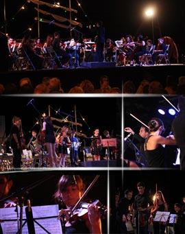 Concierto clausura del II Festival de música de cuerda