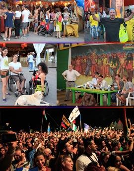 Más de doscientas cincuenta mil personas también protagonistas del Rototom Sunsplash Benicàssim 2014