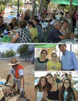 El grupo San Arturo de Castellón celebra sus fiestas de agosto