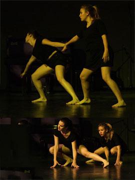 Alumnas de Coppelia llevaron el arte de la danza a la Feria Marte de Castellón