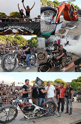 Bike Show  en la XXXI Big Twin 2014