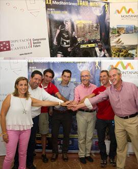 El II Mediterráneo Trail Night se celebrará el 11 de octubre en el Desierto de Las Palmas