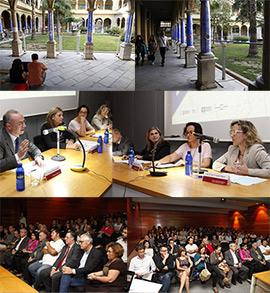 Inauguración oficial curso escolar 2014-2015 en la Escola d´Art i Superior de Disseny de Castelló