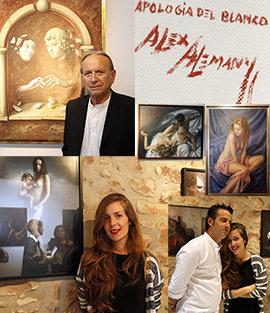 Onírica, exposición conjunta de Álex Alemany y Leticia Reig en Benicàssim