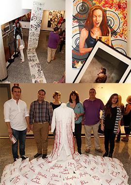 Arte sin censura, exposición colectiva de Perros Flacos, en Benicàssim