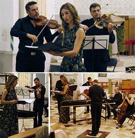 L´Estança Harmònica clausura  el cicle de concerts Pelegrinatge musical per les ermites barroques