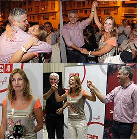 Amparo Marco, candidata del PSPV-PSOE a la alcaldía de Castellón