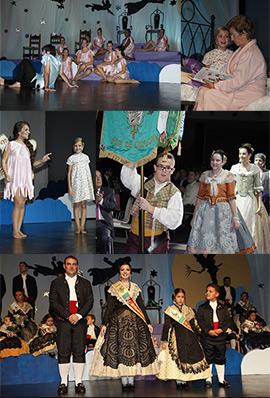 Presentación de la Gaiata 17 Tir de Colom Magdalena 2015