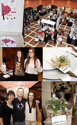 Feria de bodas y comuniones Celebratin en Castellón