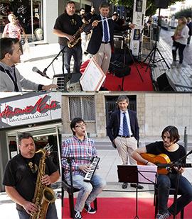 Arranca el Festival Castellón Mare Nostrum por la ciudad