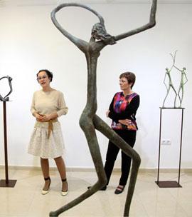 Elegancia y sobriedad en la obra de Sonia Cardunets