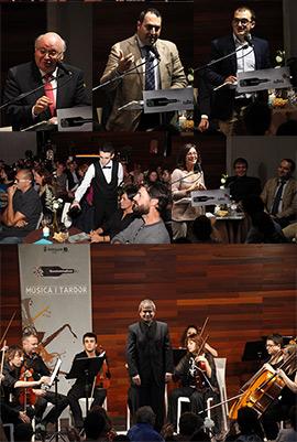 Éxito en el I Maridaje Musical de Benicàssim