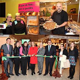 Inauguración de la VII Feria Chococas en Castellón