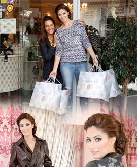 Miss World Spain se viste en Pilar Irigoyen
