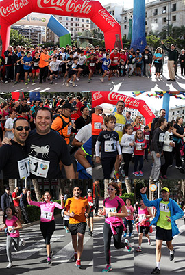 XXII Carrera Popular ´Valora la Vida´ en Castellón