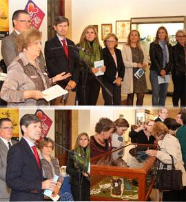 Se abre el mercadillo solidario de Manos Unidas en la Fundación Dávalos Fletcher